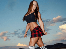Top 5 Hottest Female Bodybuilders